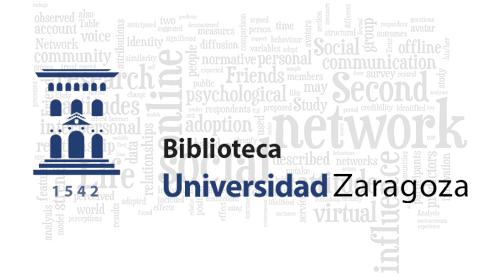 biblioteca de la universidad de zaragoza en las redes sociales