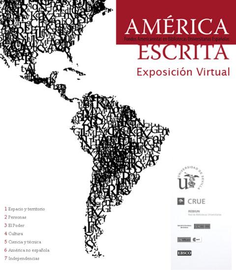 Exposición América Escrita