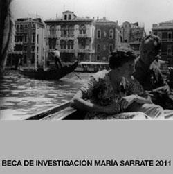 Beca Sarrate 2011