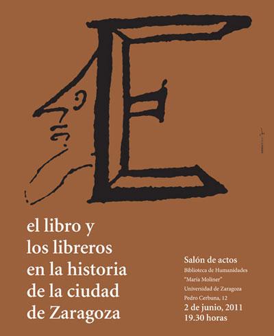 El libro y los libreros en la historia de la ciudad de Zaragoza