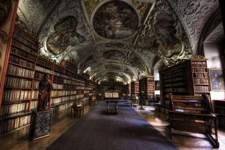 Biblioteca Strahov Theological de Praga