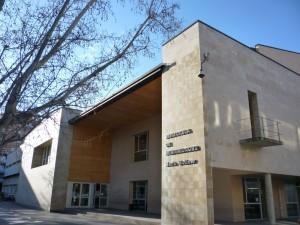 Biblioteca de Humanidades María Moliner