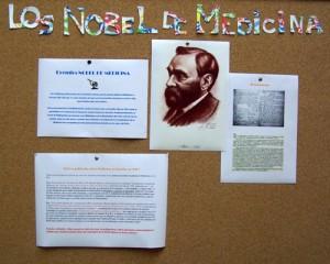 Premios Nobel de Medicina en la Biblioteca