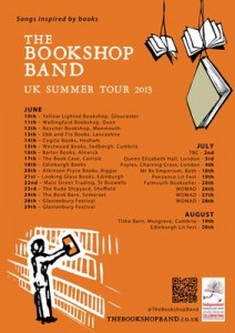 The Bookshop Band - Tour 2013