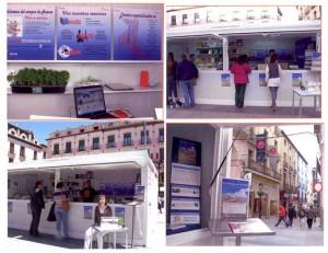 El Campus en la Feria del Libro (imágenes de 2013)