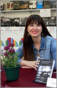 "BIBLIOTECARIOS QUE ESCRIBEN: ""Sobreexposición"", de Laura Bordonaba"