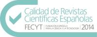Sello Calidad de Revistas Científicas Españolas