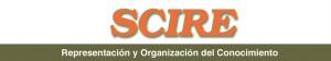 Scire: representación y organización del conocimiento
