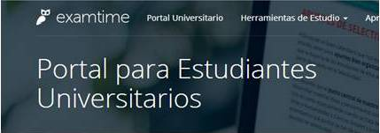 Portal universitario
