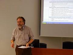 Intervención de Ramón Abad, director de la BUZ