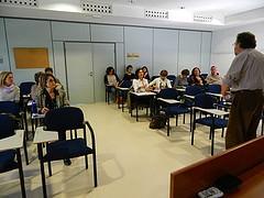 Reunión de Huesca