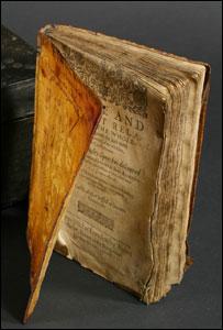 Libro Padre Garnet