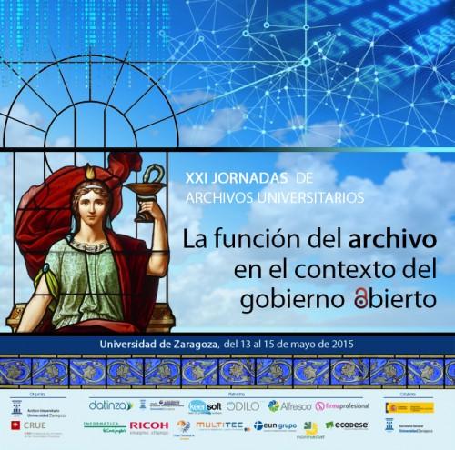 XXI Jornadas de Archivos Universitarios