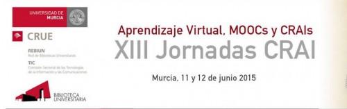 XIII Jornadas CRAI