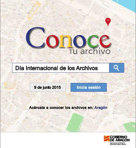 Día Internacional de los Archivos: Conoce tu archivo
