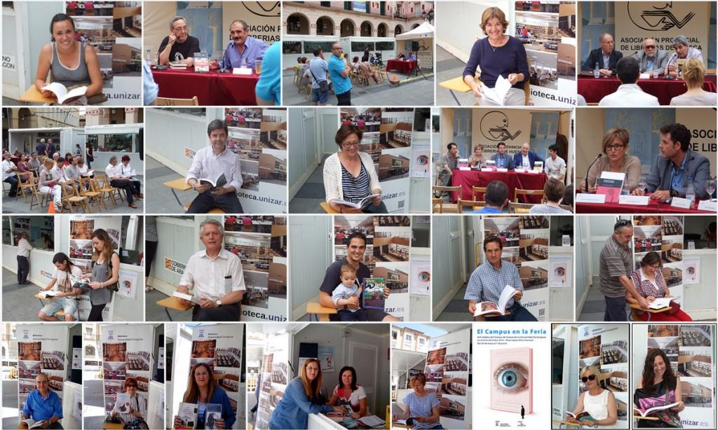 Feria del Libro de Huesca 2015