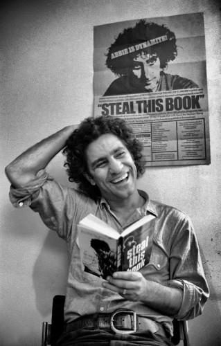 Steal this book - Abbie Hoffman