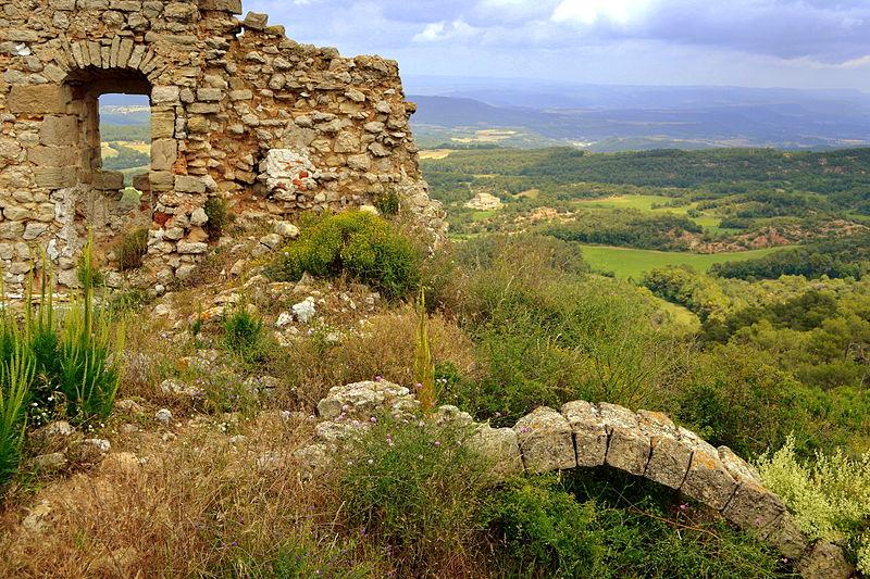 Castell de Queralt (Bellprat)