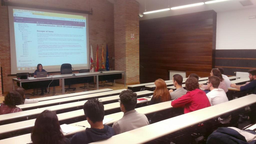 La Buz en la EUPLA (30-oct-2015)