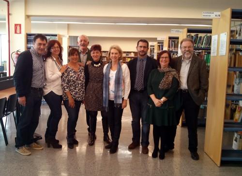 Reunión de la Subsectorial de Bibliotecas del Grupo G-9 (Portugalete, 19-20 noviembre 2015)