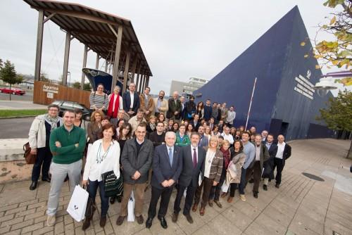 Comisión Sectorial de Investigación del Grupo 9 de Universidades (G-9), reunida los días 19 y 20 de noviembre de 2015 en la Universidad del País Vasco/Euskal Herriko Unibertsitatea, en Portugalete