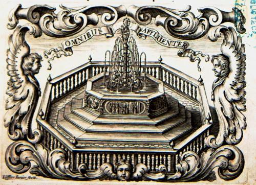 Filippo Picinelli: Mundus Simbólicus. 1681