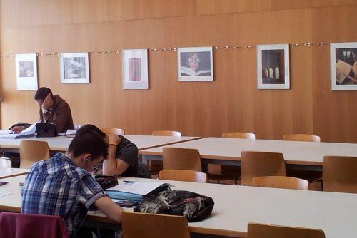 Viaje a la lectura: exposición fotográfica colectiva Del 18 de abril al 20 de mayo en la Biblioteca Hypatia de Alejandría