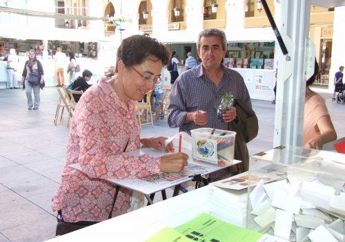 las Bibliotecas del Campus de Huesca en la Feria del Libro 2016
