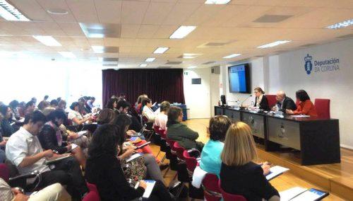 Reunión anual de la Red de puntos de información europea Europe Direct. A Coruña l31 de mayo, 1 y 2 de junio 2016.