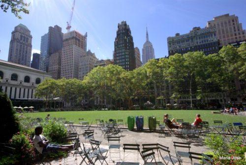 Parque Bryant, Nueva York