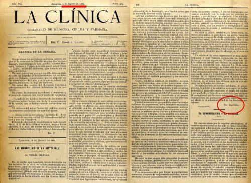 Las maravillas de la Histología, por el Dr. Bacteria