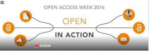 Semana del Open Access
