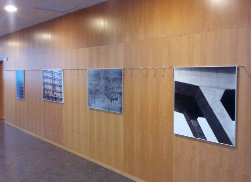 Formas y materiales: exposición fotográfica