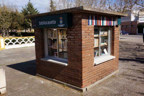 Bibliocaseta de Ciudad Rodrigo (Salamanca)