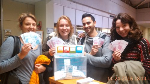 Resultados de la Olimpiada Solidaria de Estudio 2016 en las bibliotecas de la Universidad de Zaragoza