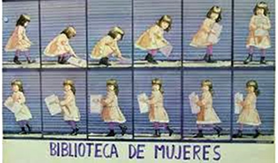 Biblioteca de mujeres