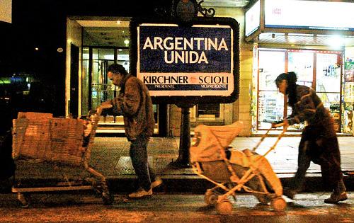 cartoneros argentinos