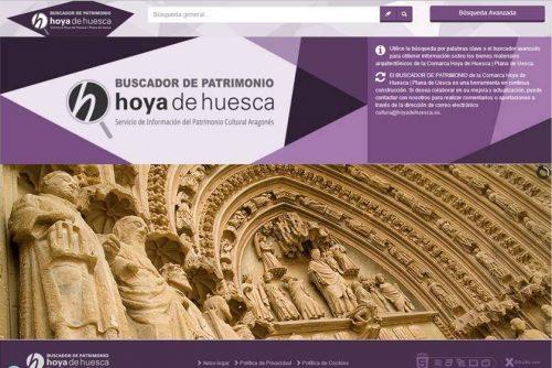 Buscador Hoya de Huesca