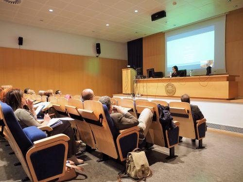 DIGCOMP: Hacia un nuevo marco de formación en Competencias Digitales - Sesión informativa en la Biblioteca María Moliner 20-03-2017