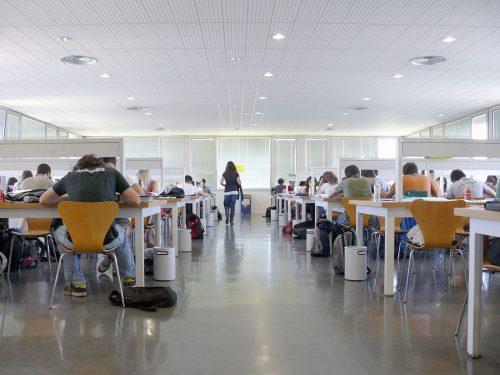 Biblioteca de la Facultad de Derecho (Universidad de Zaragoza)