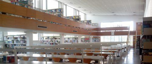 Biblioteca de la Facultad de Ciencias Sociales y del Trabajo (Universidad de Zaragoza)