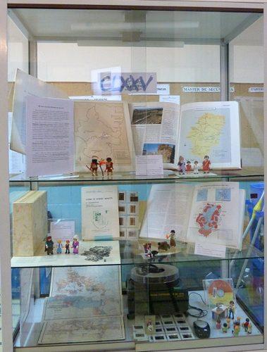 Mapas con historia. Los atlas históricos en la Biblioteca de la Facultad de Ciencias Humanas y de la Educación (Huesca)