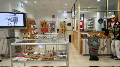 ¡Que suene el campanico! Exposición en la Biblioteca del Campus de Teruel