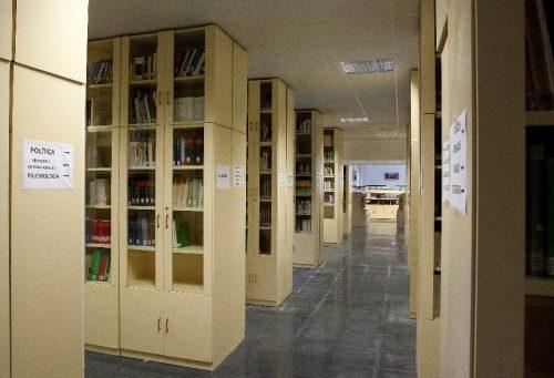 Biblioteca del CUD