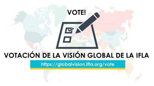 IFLA Global Vision voting