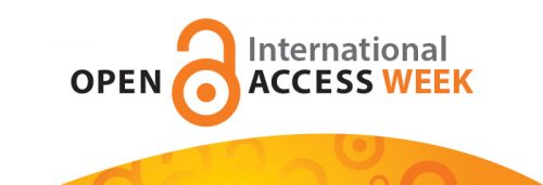 Open Access International Week - Semana Internacional del Acceso Abierto