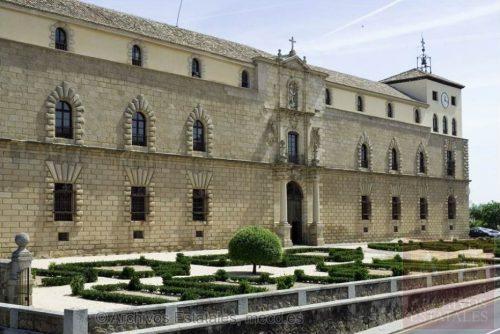 Sede del Archivo Histórico de la Nobleza
