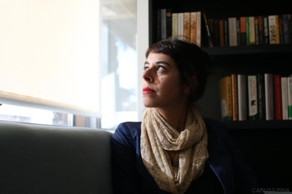 Orna Donath, en la sede de la editorial Reservoir Books en Madrid.| CARLOS PINA