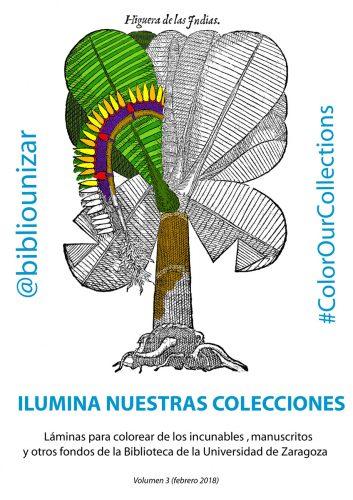 #ColorOurCollections – La BUZ ofrece un tercer volumen de láminas para colorear