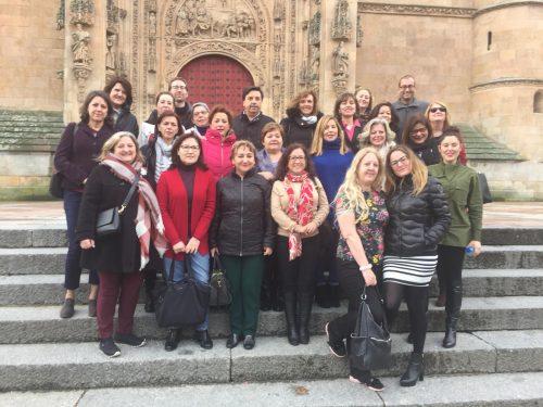 Reunión anual de la Red de información europea Europe Direct. Salamanca 14, 15 y 16 de marzo 2018.